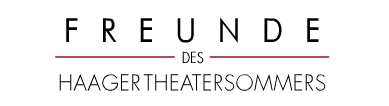 Logo Freunde des Haager Theatersommers